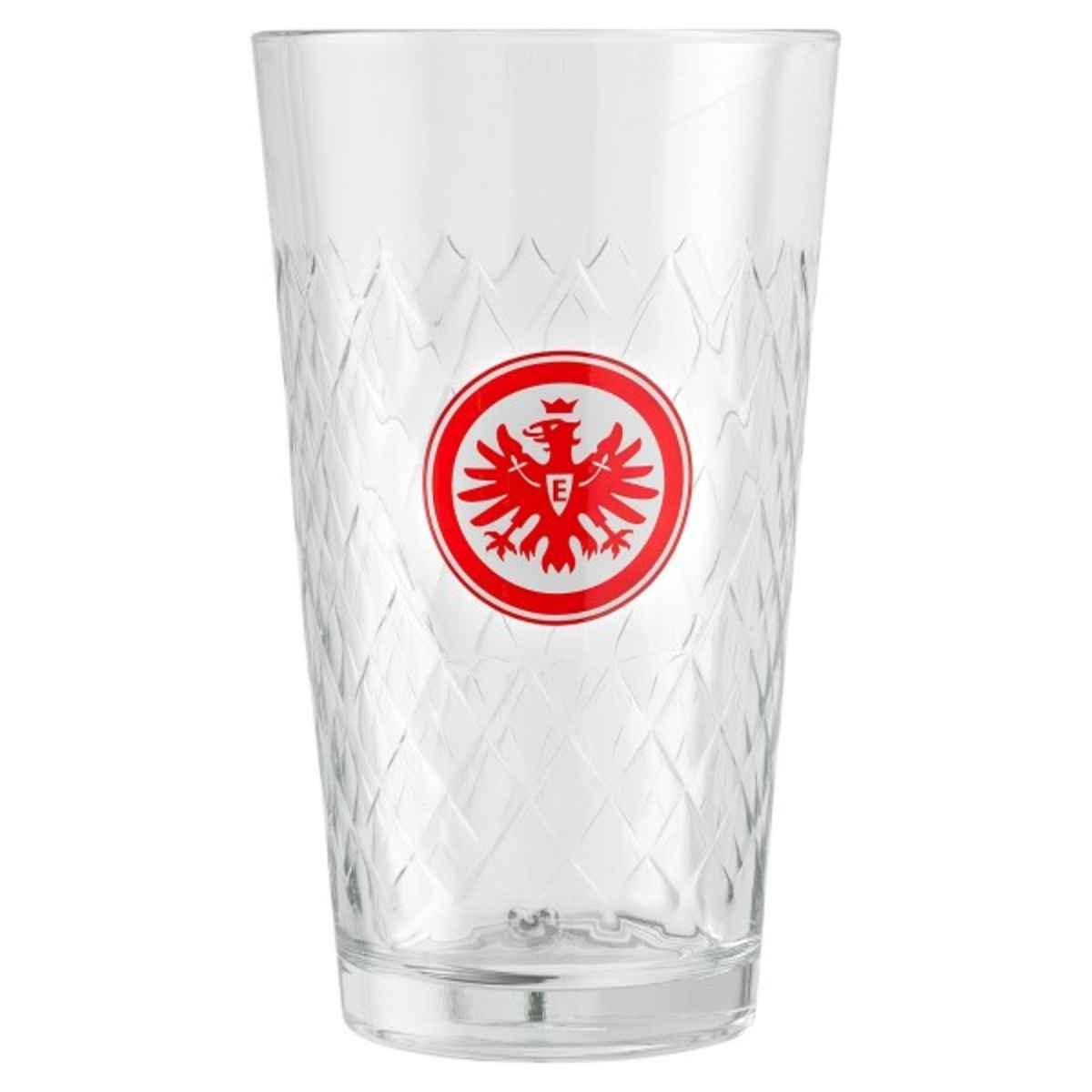 Eintracht Frankfurt Bettw/äsche Geripptes