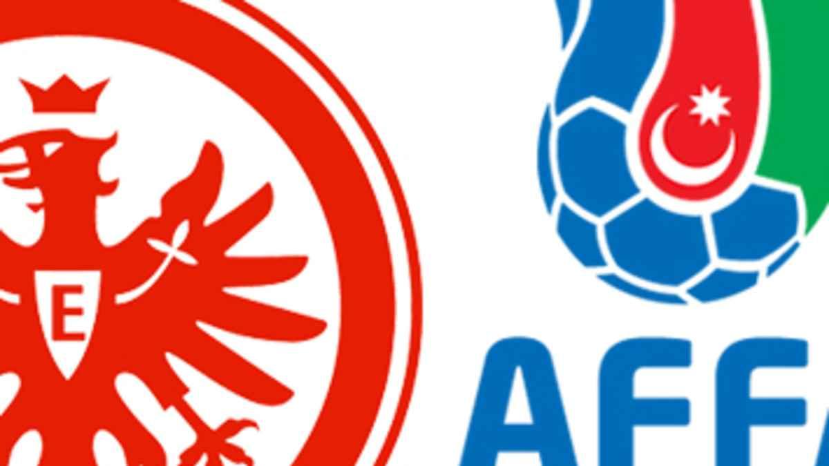 Abschlussspiel Gegen U21 Nationalmannschaft Von Aserbaidschan Eintracht Frankfurt Nachwuchs
