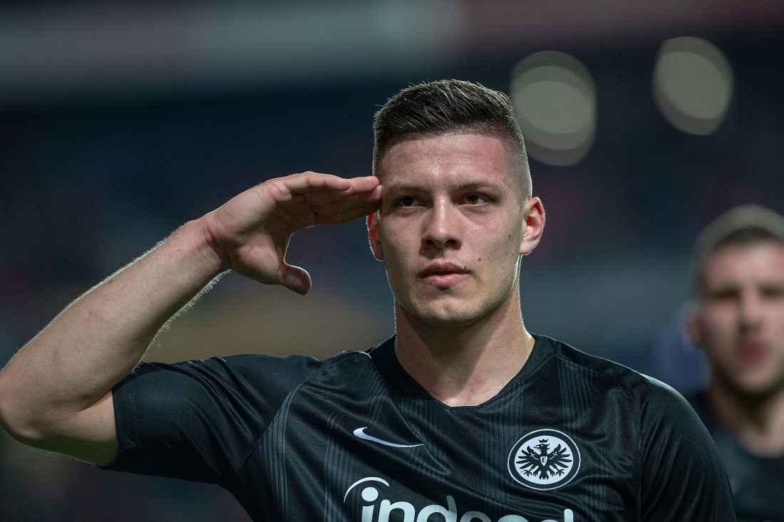 Countdown Für Europa Eintracht Frankfurt