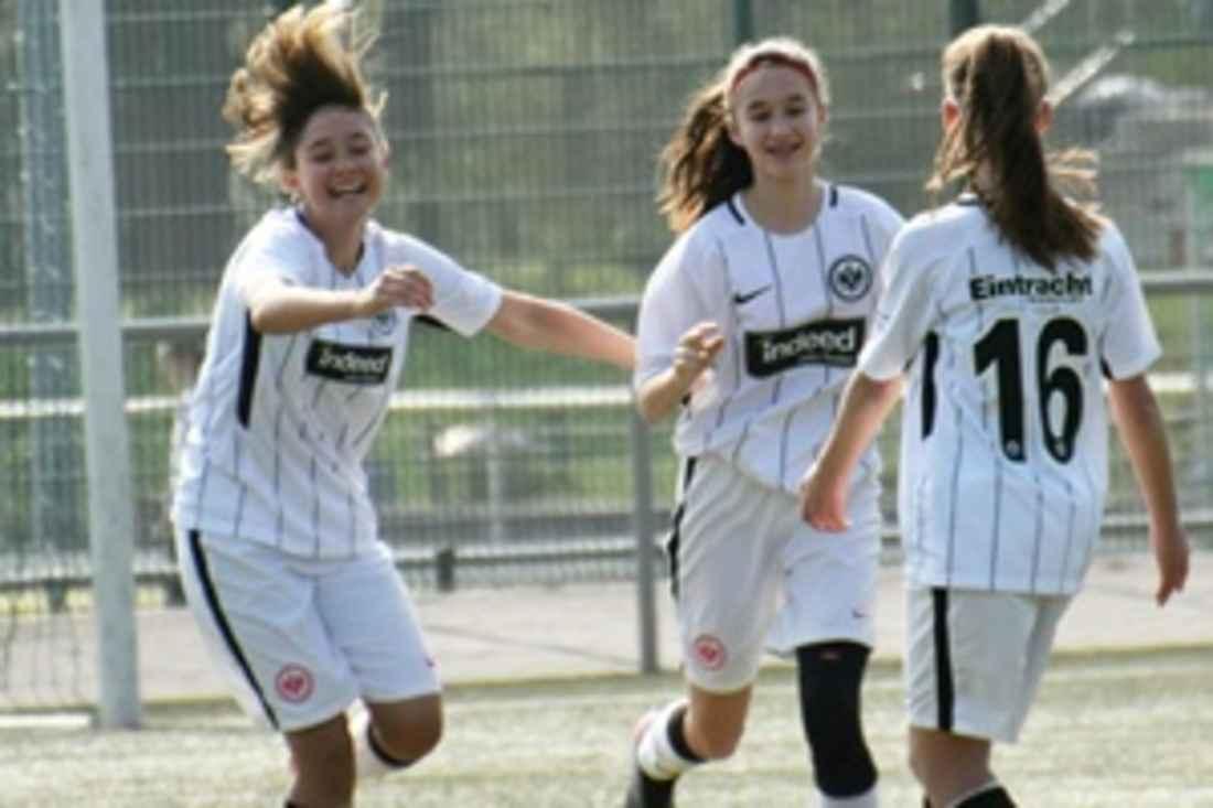 U15-Juniorinnen: Remis bei Hessen Kassel - Eintracht