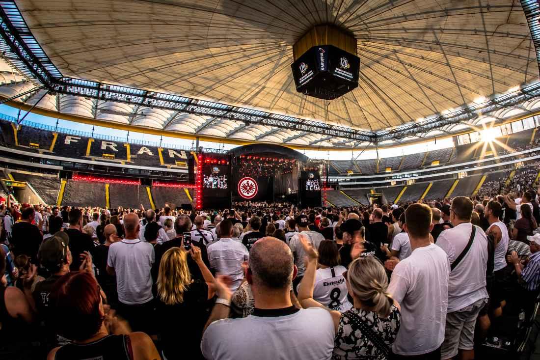 Frankfurt Eintracht Tickets