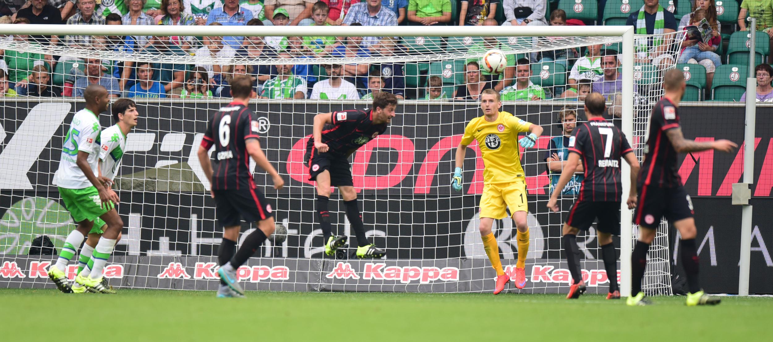 Eintracht Gegen Wolfsburg