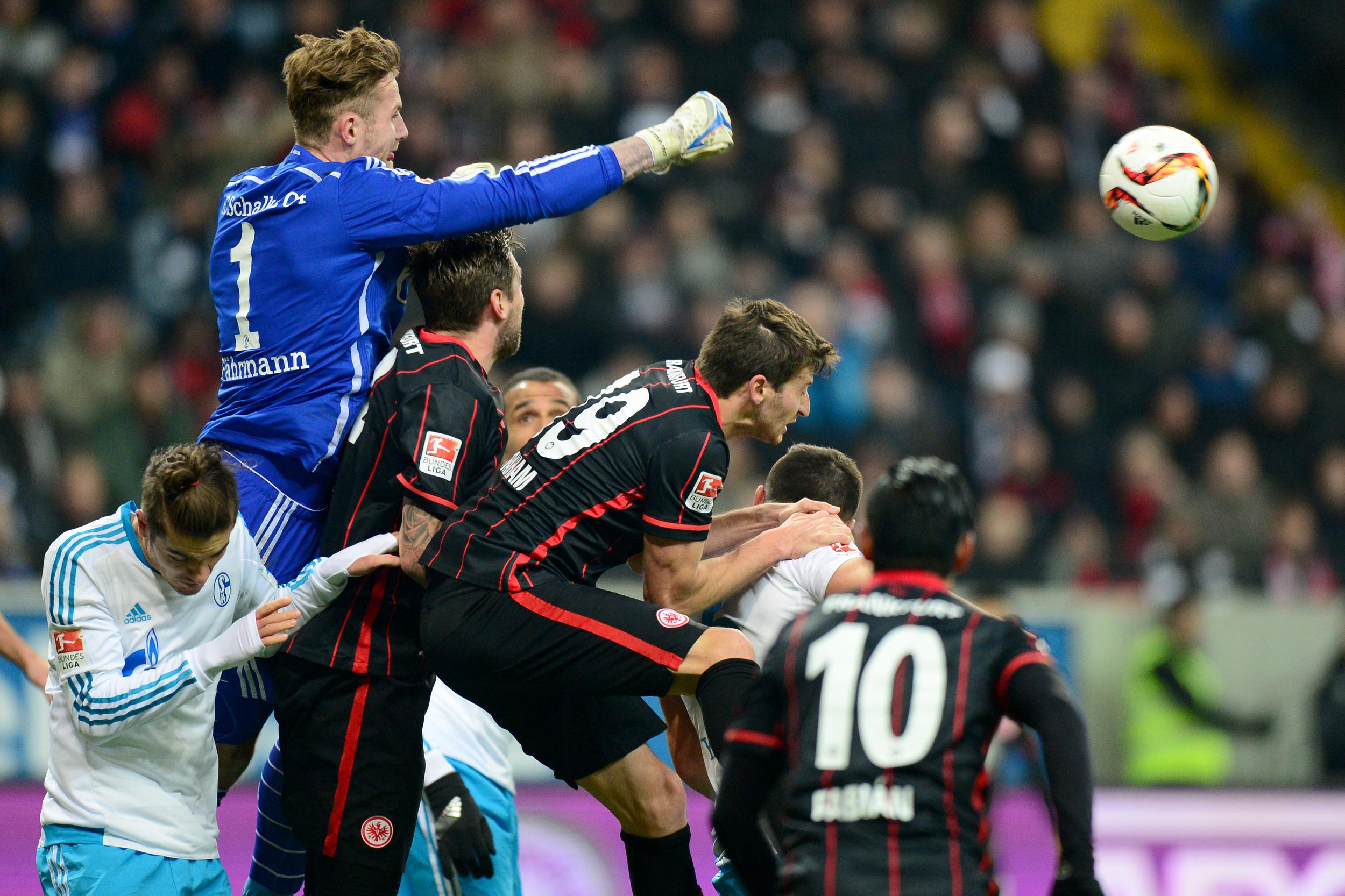 Eintracht Gegen Schalke 2021