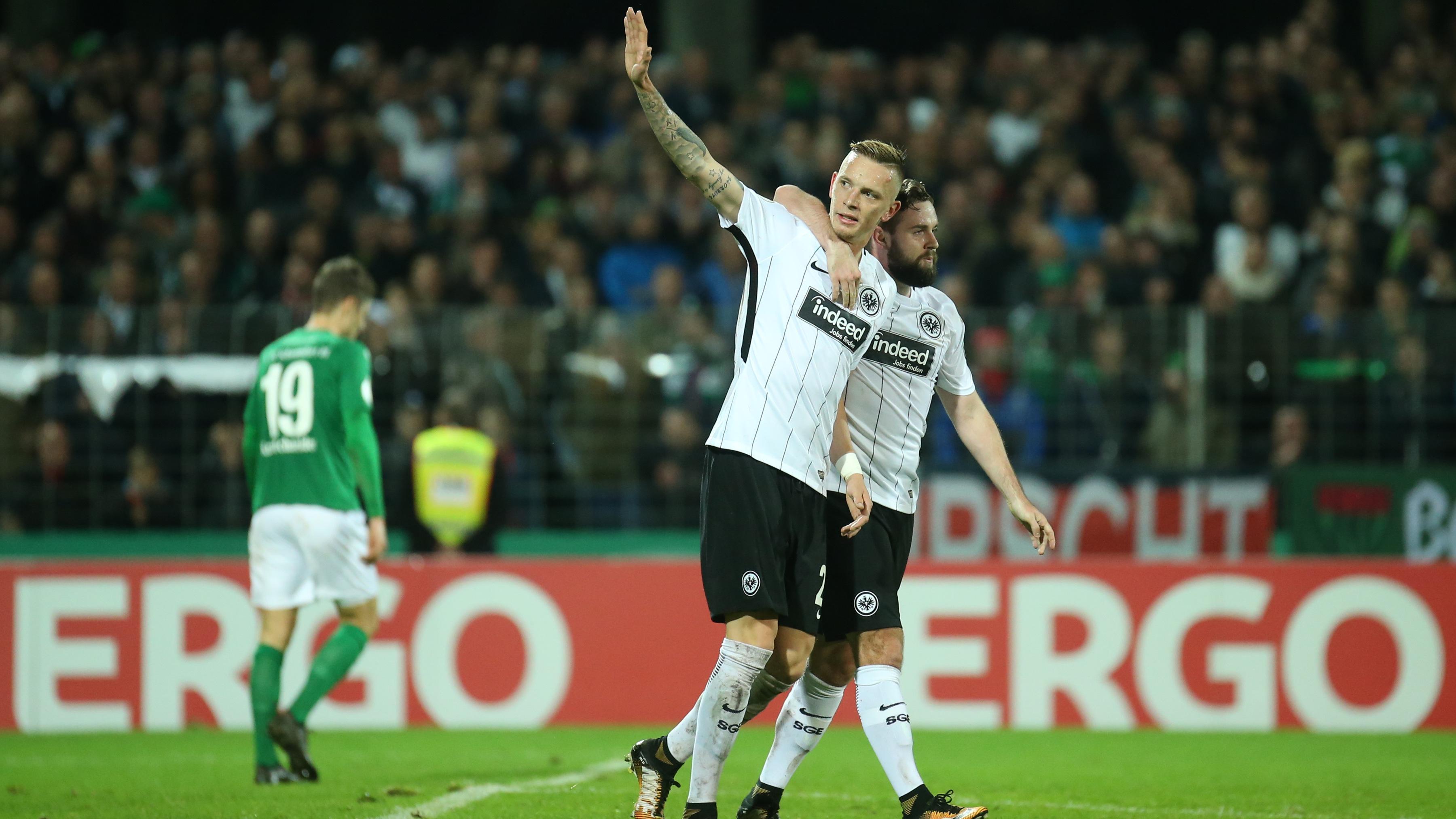 Marius Wolf Eintracht Frankfurt