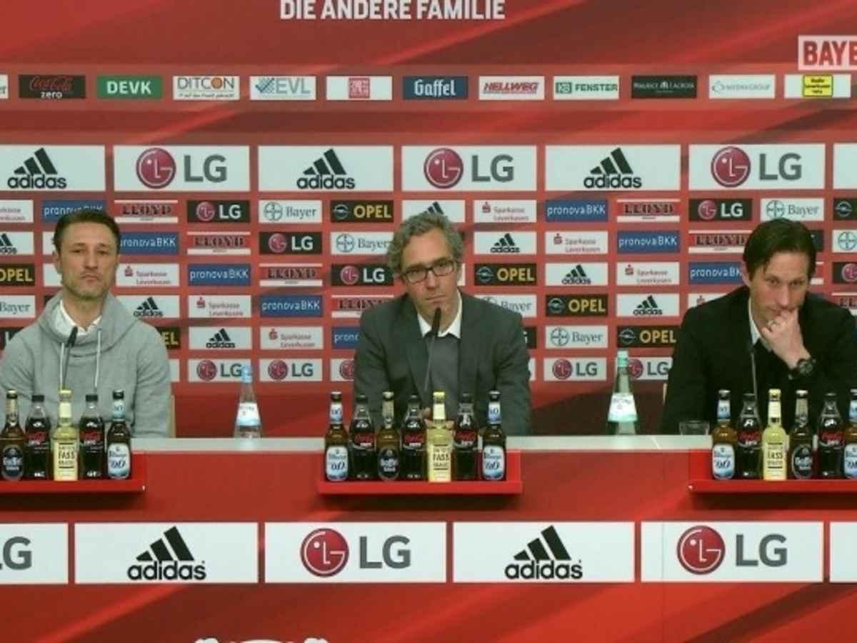 Pressekonferenz Eintracht