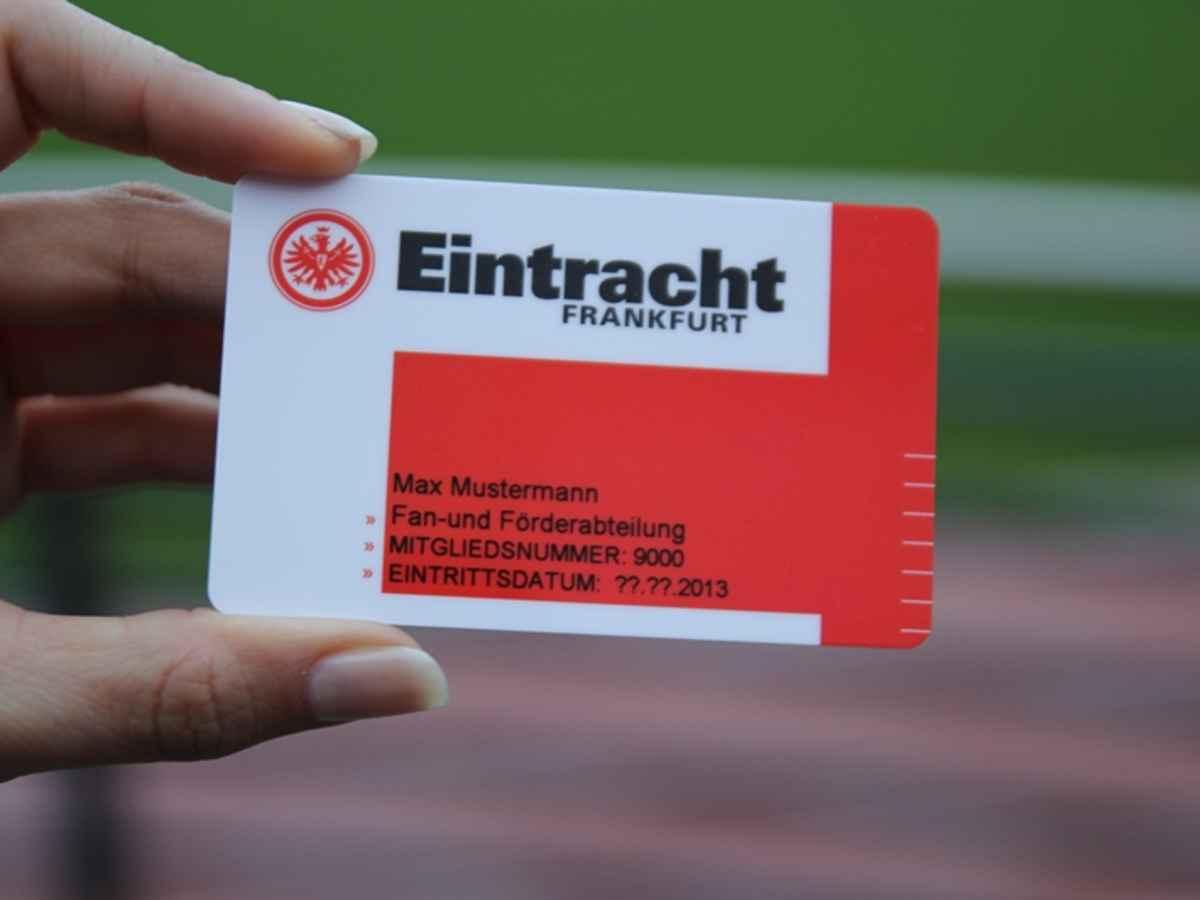 Mitglied Eintracht Frankfurt