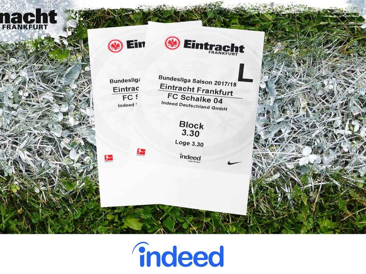 Frankfurt Schalke Tickets